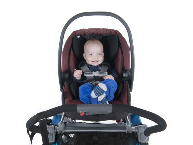 Chariot Bil-Børnesæde adapter Chinook